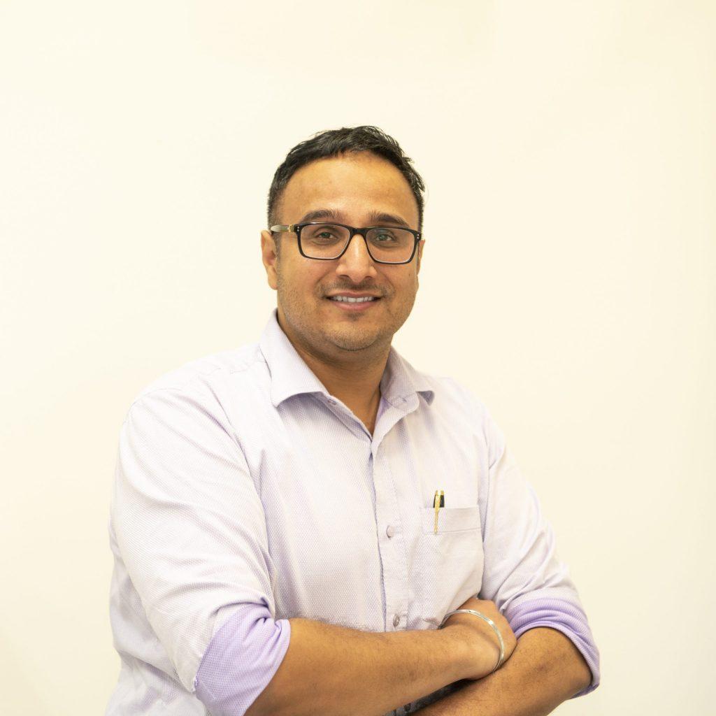 Dr. Beni Dhaliwal