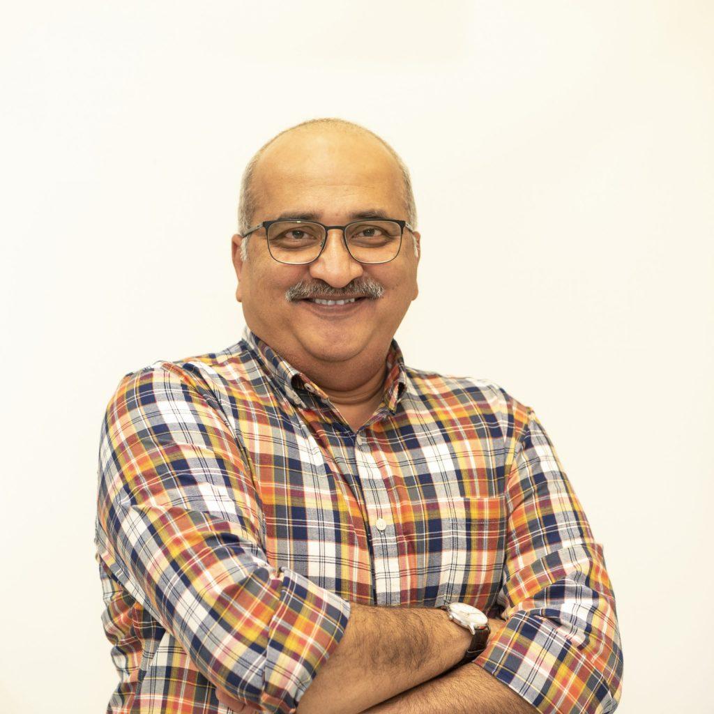 Dr. Sam Pabalkar