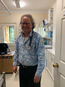 Dr. Danny Cocks